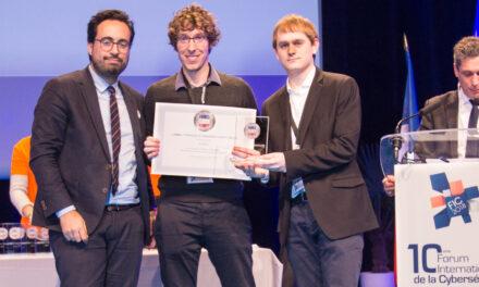 Icodia, une nouvelle fois primée à la 10ème édition du Forum International de la Cybersécurité