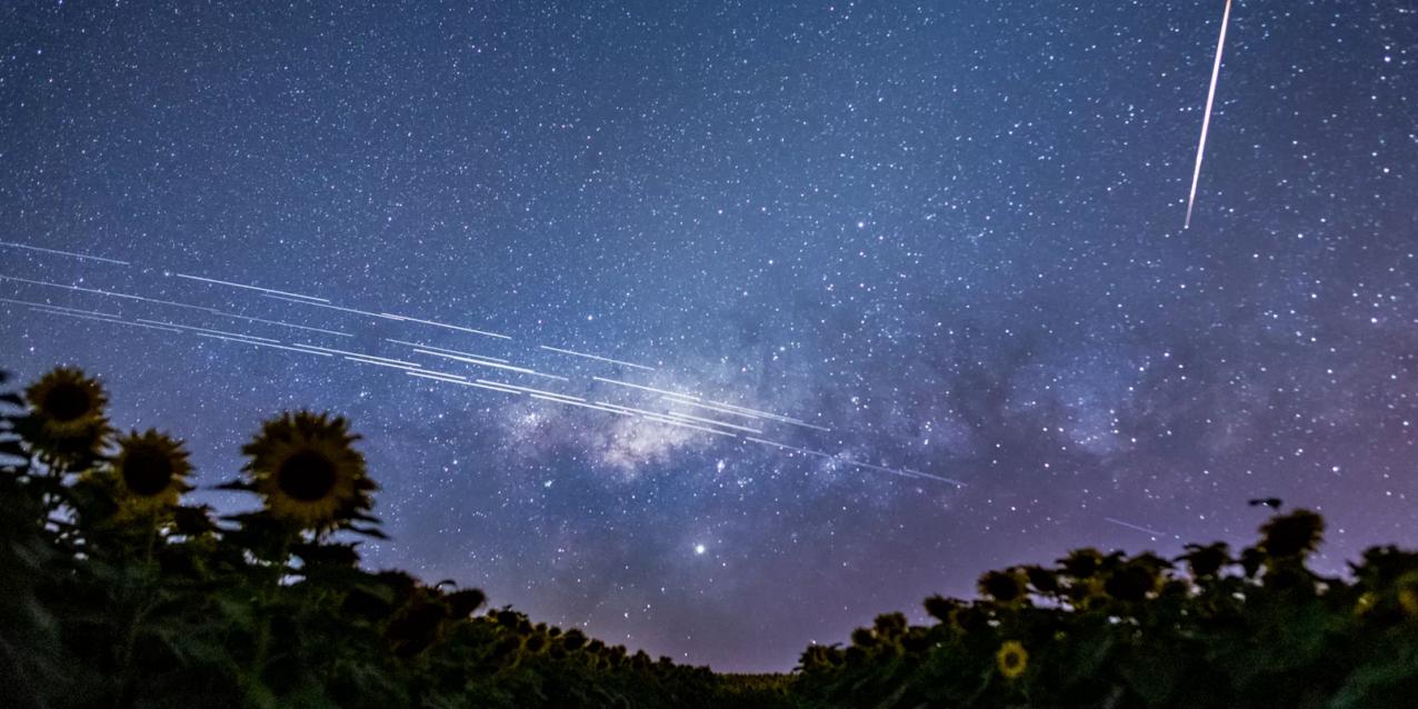 Starlink, vous ne regarderez plus jamais le ciel de la même façon