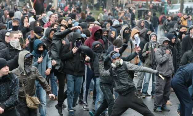 ABAC ! (All Black Bloc Are Cowards !)